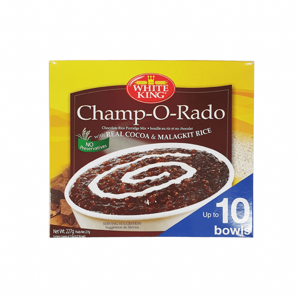 White King Champorado 227g